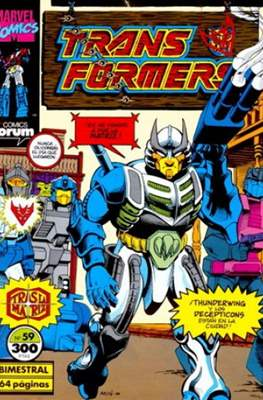 Transformers (Grapa 32-64 pp) #59