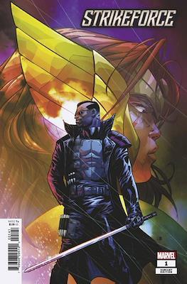 Strikeforce (2019- Variant Cover) (Comic Book) #1.4