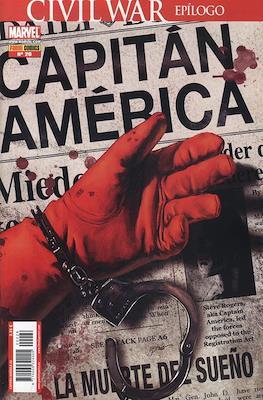 Capitán América Vol. 7 (2005-2011) (Grapa) #26