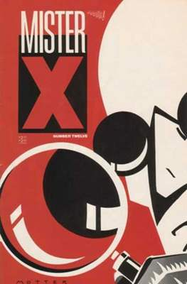 Mister X (Grapa) #12