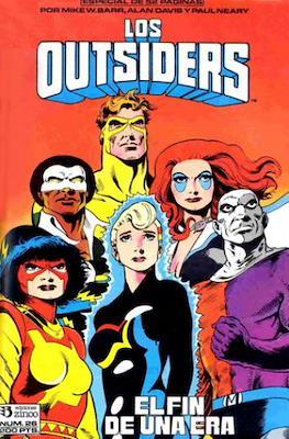 Batman y los Outsiders / Los Outsiders (1986-1988) (Grapa, 34 páginas) #26
