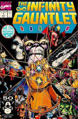 The Infinity Gauntlet (Comic Book) #1