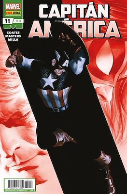 Capitán América Vol. 8 (2011-) (Grapa) #110/11