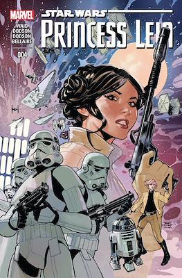 Princess Leia. Star Wars (Digital) #4