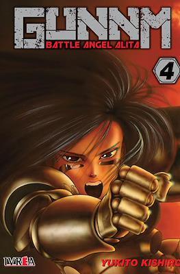 GUNNM - Battle Angel Alita (Rústica con Sobrecubierta) #4