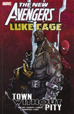 The New Avengers Luke Cage: Town Without Pity