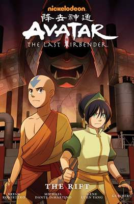 Avatar The Last Airbender - The Rift