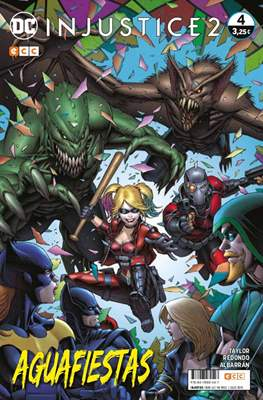 Injustice: Gods Among Us (Grapa 32 pp) #62/4