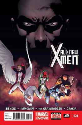 All-New X-Men (Comic Book) #28