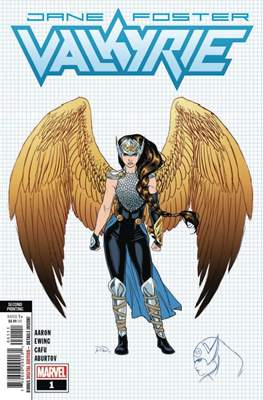 Valkyrie (2019- Variant Cover) #1.4