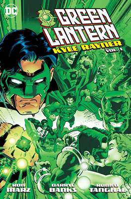 Green Lantern: Kyle Rayner (Softcover 368 pp) #1