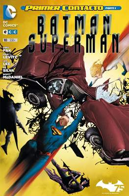 Batman / Superman. Nuevo Universo DC (Grapa) #10