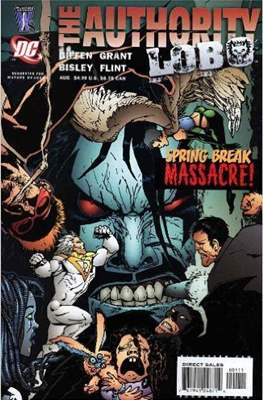 The Authority / Lobo: Spring Break Massacre!