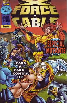 X-Force Vol. 2 y Cable Especiales (1996-1998) (Grapa 56 pp) #2