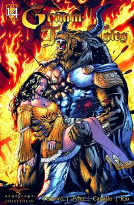 Grimm Fairy Tales (Comic Book) #14