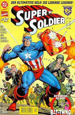 DC gegen Marvel / DC/Marvel präsentiert / DC Crossover präsentiert (Heften) #12
