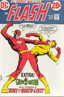 Flash vol. 1 (1959-1985) (Grapa, 32 págs.) #220