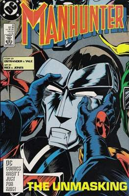 Manhunter (Vol. 1 1988-1990) (Comic-book.) #4