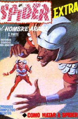 Spider el Hombre Araña Vol. 1 (Rústica 128-120 pp. 1968-1969) #25