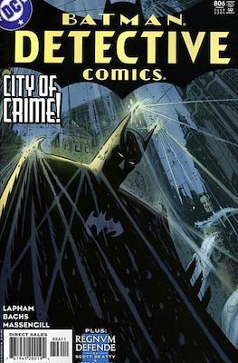 Detective Comics Vol. 1 (1937-2011; 2016-) (Comic Book) #806