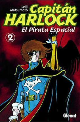 Capitán Harlock - El Pirata Espacial (Rústica con sobrecubierta 192 pp) #2