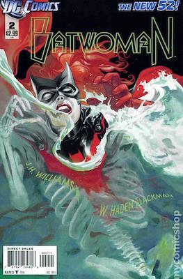 Batwoman Vol. 1 (2011-2015) #2