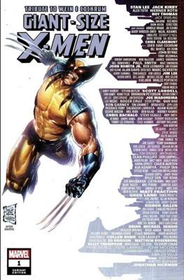 Giant-Size X-Men: Tribute To Wein & Cockrum (Variant Cover) #1.3