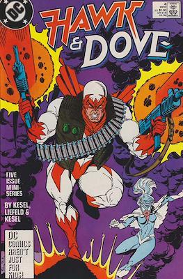 Hawk and Dove Vol.2 (Grapa) #4