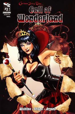 Grimm Fairy Tales Presents Call of Wonderland