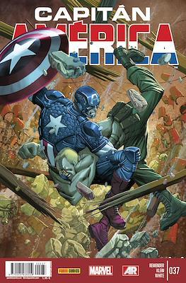 Capitán América Vol. 8 (2011-) (Grapa) #37