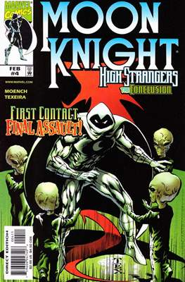 Moon Knight: High Strangers (comic grapa usa) #4