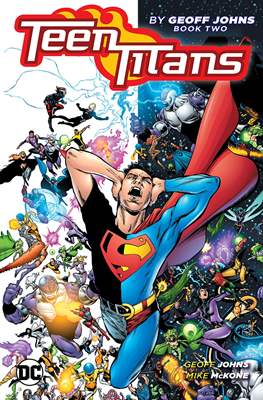 Teen Titans by Geoff Johns (Softcover) #2