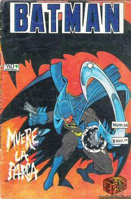 Batman (1987-2002) (Grapa) #24
