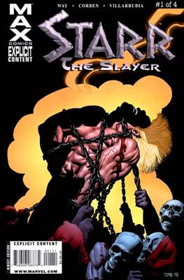 Starr the Slayer #1