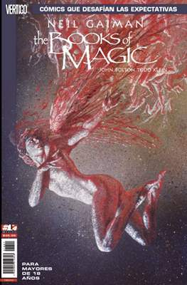 The Books of Magic (Grapa) #1