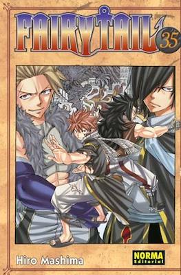 Fairy Tail (Rústica) #35