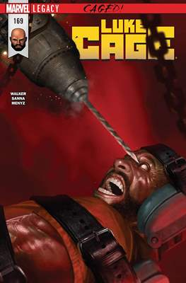 Luke Cage Vol. 1 (2017-2018) (Comic-book) #169