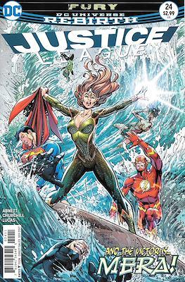 Justice League Vol. 3 (2016-2018) (Comic-book) #24