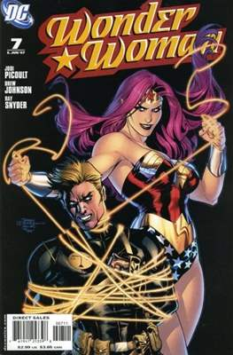 Wonder Woman Vol. 3 (2006-2011) (Comic Book) #7
