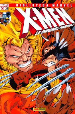 Biblioteca Marvel: X-Men (2006-2008) (Rústica 160 pp) #26