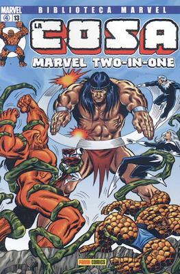 Biblioteca Marvel: La Cosa (2005-2006) (Rústica 160 pp) #13