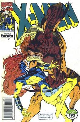 X-Men Vol. 1 (1992-1995) (Grapa 32 pp) #27