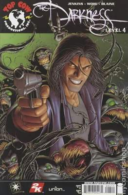The Darkness: Level (2006-2007) (Comic Book) #4
