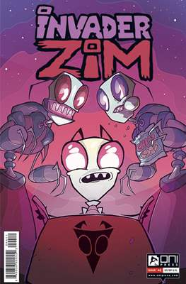 Invader Zim (Comic Book) #4