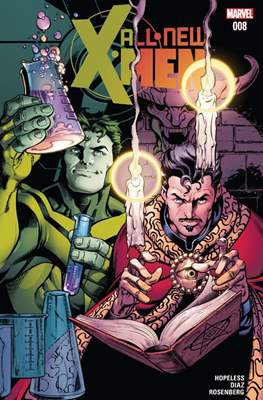 All-New X-Men Vol. 2 (Comic-Book) #8