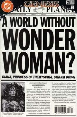 Wonder Woman Vol. 2 (1987-2006) (Comic Book) #126