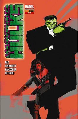 Los increíbles Hulks #8