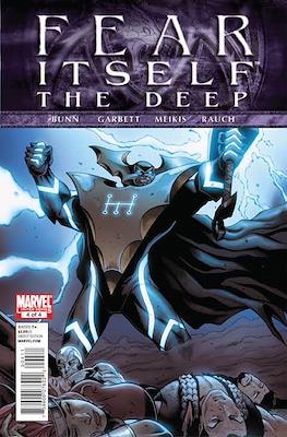 Fear Itself The Deep (Comic Book) #4
