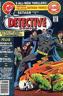 Detective Comics Vol. 1 (1937-2011; 2016-) (Comic Book) #486