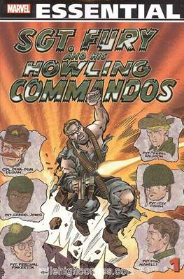 Essential Sgt. Fury and his Howling Commandos